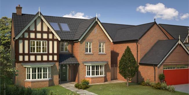 £385,000, 5 Bedroom Detached House For Sale in Lancashire, PR7