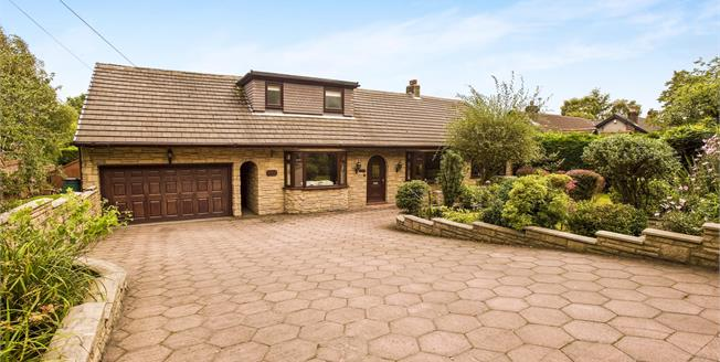 Asking Price £575,000, 3 Bedroom Detached Bungalow For Sale in Whittle-le-Woods, PR6