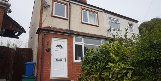 Asking Price £120,000, 2 Bedroom Semi Detached House For Sale in Thornton-Cleveleys, FY5