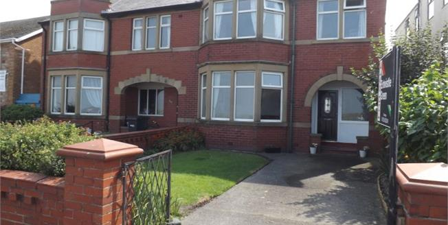 £205,000, 4 Bedroom Semi Detached House For Sale in Fleetwood, FY7