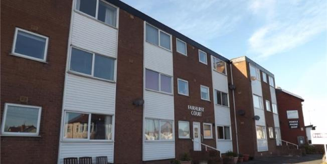 £65,000, 2 Bedroom Flat For Sale in Thornton-Cleveleys, FY5