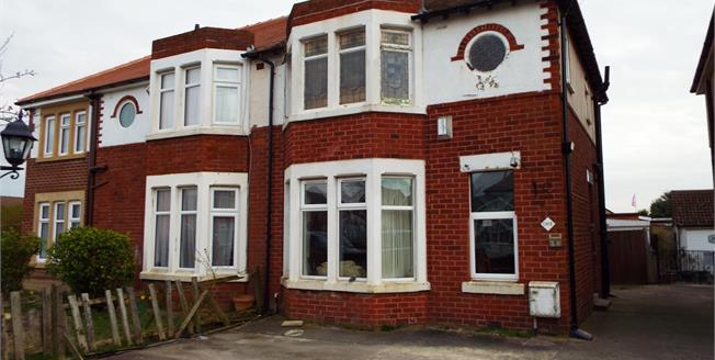 Asking Price £135,000, 3 Bedroom Semi Detached House For Sale in Fleetwood, FY7
