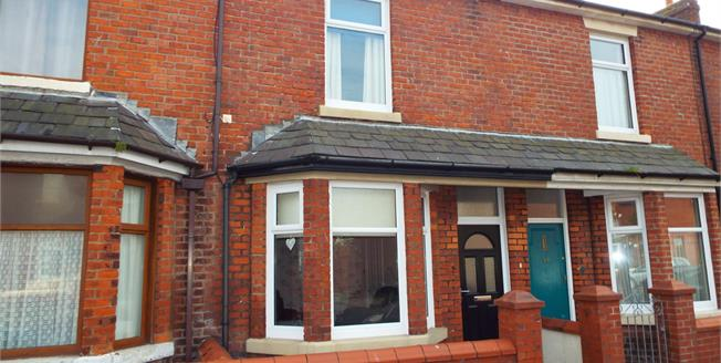 Asking Price £117,500, 3 Bedroom Terraced House For Sale in Fleetwood, FY7