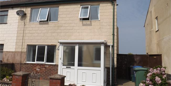 Offers in excess of £110,000, 3 Bedroom Semi Detached House For Sale in Thornton-Cleveleys, FY5