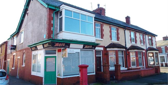 Asking Price £80,000, 2 Bedroom End of Terrace House For Sale in Fleetwood, FY7