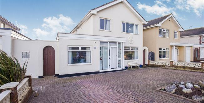 Asking Price £170,000, 4 Bedroom Detached House For Sale in Fleetwood, FY7