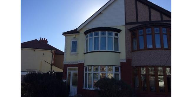 Asking Price £120,000, 3 Bedroom Semi Detached House For Sale in Blackpool, FY2