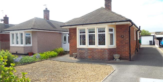 Asking Price £130,000, 2 Bedroom Semi Detached Bungalow For Sale in Fleetwood, FY7