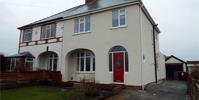 Asking Price £159,950, 3 Bedroom Semi Detached House For Sale in Thornton-Cleveleys, FY5