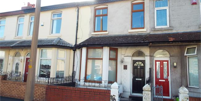 Offers in the region of £80,000, 2 Bedroom Terraced House For Sale in Fleetwood, FY7