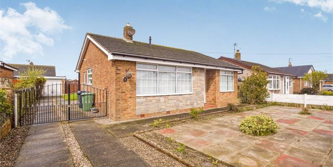 Asking Price £149,500, 2 Bedroom Detached Bungalow For Sale in Lancashire, FY7