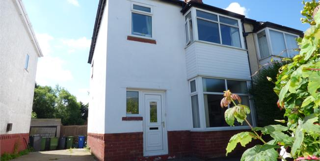 Asking Price £100,000, 3 Bedroom Semi Detached House For Sale in Thornton-Cleveleys, FY5