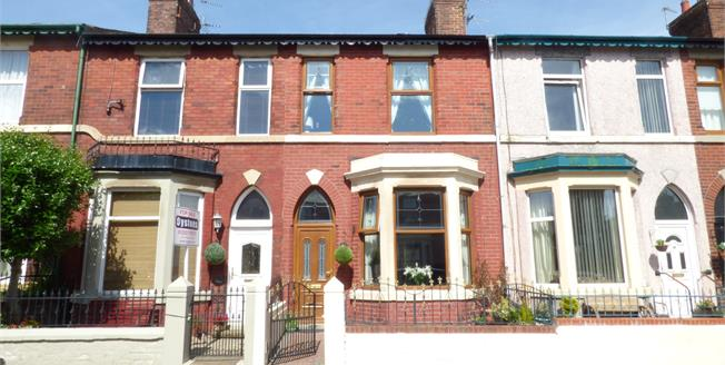 Asking Price £109,995, 3 Bedroom Terraced House For Sale in Fleetwood, FY7