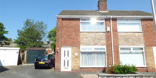 Asking Price £90,000, 2 Bedroom Semi Detached House For Sale in Blackpool, FY2