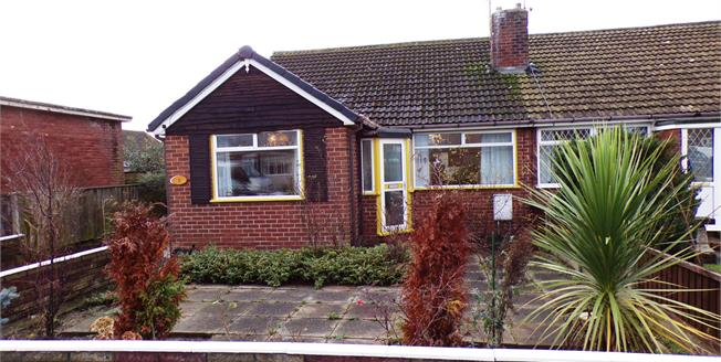 Asking Price £135,000, 3 Bedroom Semi Detached Bungalow For Sale in Knott End-on-Sea, FY6