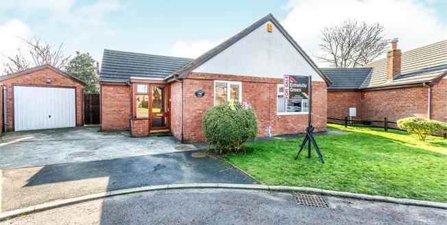 Asking Price £189,950, 2 Bedroom Detached Bungalow For Sale in Stalmine, FY6