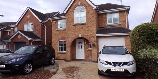Asking Price £235,000, 4 Bedroom Detached House For Sale in Thornton-Cleveleys, FY5