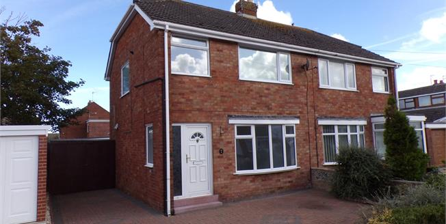 Asking Price £140,000, 3 Bedroom Semi Detached House For Sale in Thornton-Cleveleys, FY5