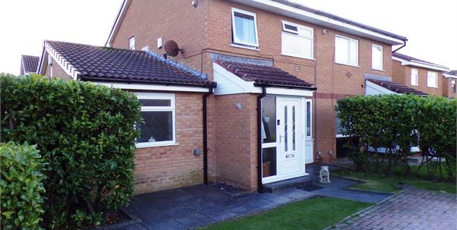 Asking Price £170,000, 4 Bedroom Semi Detached House For Sale in Thornton-Cleveleys, FY5