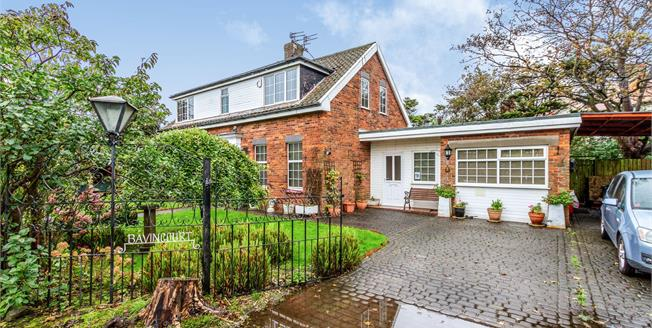 Asking Price £300,000, 3 Bedroom Detached House For Sale in Thornton-Cleveleys, FY5
