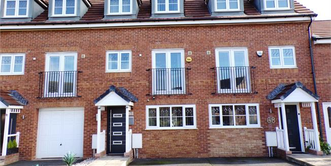 Asking Price £170,000, 4 Bedroom Terraced House For Sale in Thornton-Cleveleys, FY5