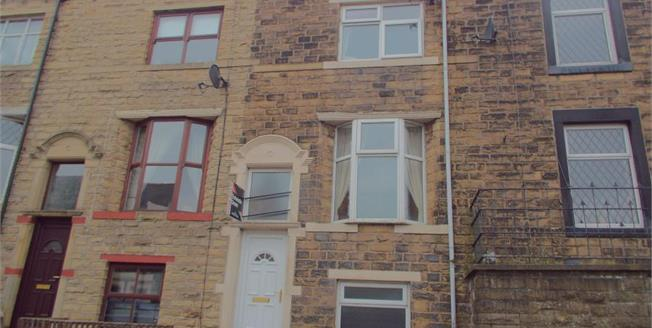 Offers Over £89,500, 2 Bedroom Terraced House For Sale in Barnoldswick, BB18