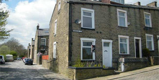 Offers Over £79,950, 3 Bedroom End of Terrace House For Sale in Colne, BB8