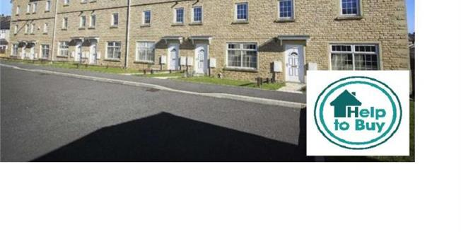 Offers in excess of £135,000, 5 Bedroom Town House For Sale in Quarry Hill Fold, BB9