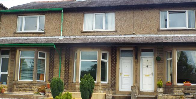Offers Over £125,000, 3 Bedroom Terraced House For Sale in Foulridge, BB8