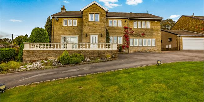 Offers in the region of £525,000, 7 Bedroom Detached House For Sale in Colne, BB8
