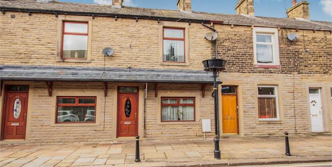 Asking Price £100,000, 3 Bedroom Terraced House For Sale in Earby, BB18