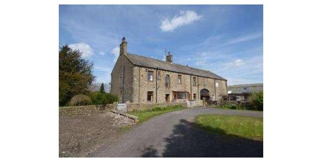 Offers in the region of £525,000, 5 Bedroom Detached House For Sale in Earby, BB18