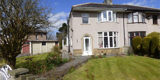 Offers Over £180,000, 3 Bedroom Semi Detached House For Sale in Colne, BB8