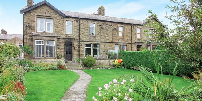 Offers in excess of £350,000, 4 Bedroom Semi Detached House For Sale in Barnoldswick, BB18