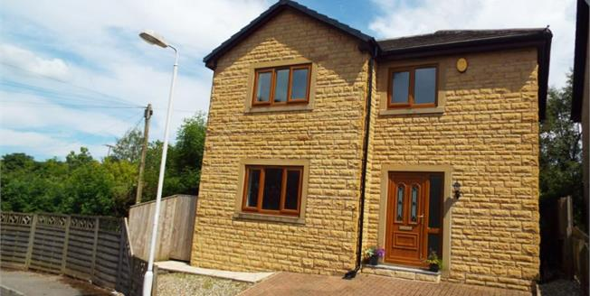 Offers Over £210,000, 3 Bedroom Detached House For Sale in Trawden, BB8