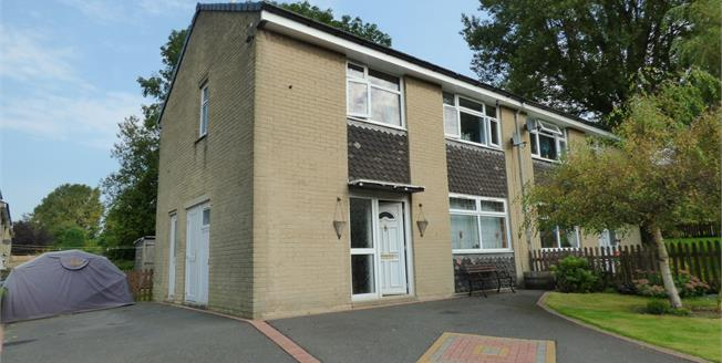 Offers Over £100,000, 3 Bedroom Semi Detached House For Sale in Colne, BB8