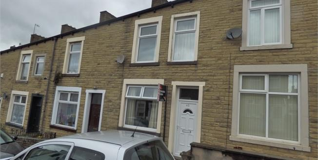 Offers in excess of £40,000, 2 Bedroom Terraced House For Sale in Nelson, BB9