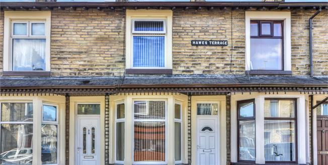 Offers in the region of £60,000, 2 Bedroom Terraced House For Sale in Nelson, BB9