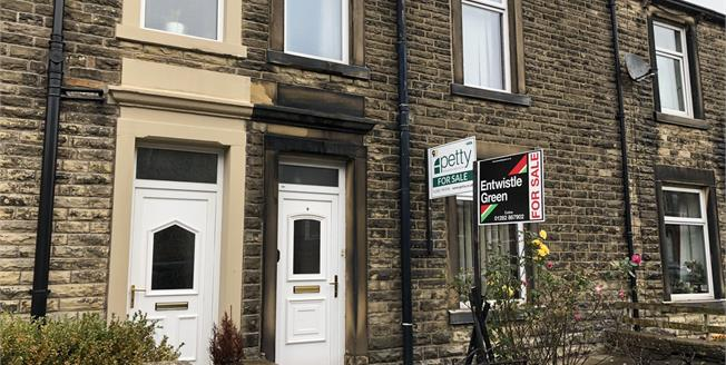 Asking Price £74,950, 2 Bedroom Terraced House For Sale in Barnoldswick, BB18