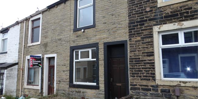 Asking Price £39,950, 2 Bedroom Terraced House For Sale in Nelson, BB9