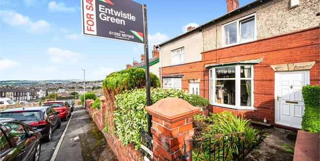 Offers in the region of £80,000, 2 Bedroom Terraced House For Sale in Nelson, BB9