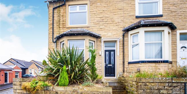 Offers Over £95,000, 3 Bedroom End of Terrace House For Sale in Nelson, BB9