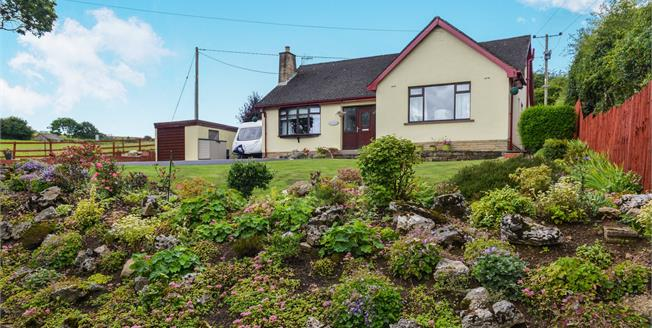 Asking Price £385,000, 4 Bedroom Detached Bungalow For Sale in Denny Beck, LA2
