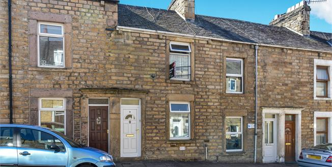 Offers Over £90,000, 2 Bedroom Terraced House For Sale in Lancaster, LA1