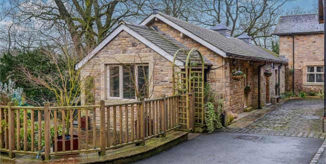 Asking Price £370,000, 2 Bedroom Semi Detached Cottage For Sale in Crook O Lune, LA2