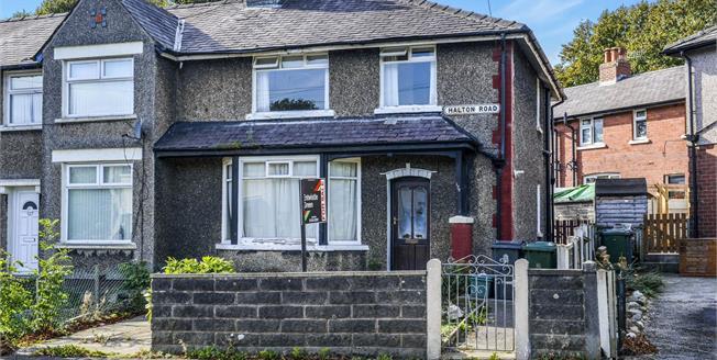 Asking Price £100,000, 3 Bedroom Semi Detached House For Sale in Lancaster, LA1