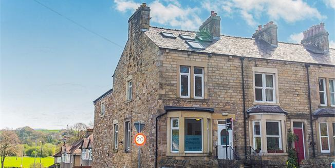Asking Price £310,000, 3 Bedroom End of Terrace House For Sale in Lancaster, LA1