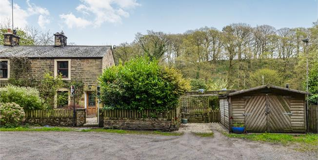 Asking Price £270,000, 2 Bedroom End of Terrace Cottage For Sale in Calder Vale, PR3