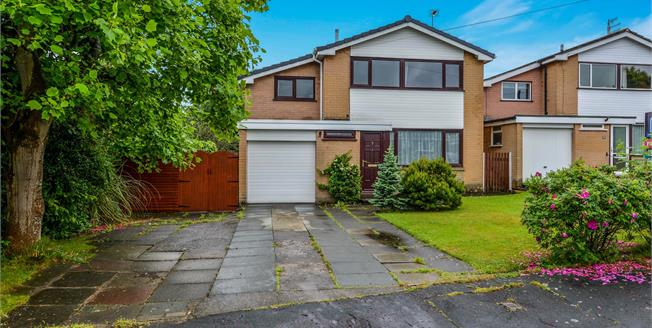 Asking Price £280,000, 4 Bedroom Detached House For Sale in Lancaster, LA1