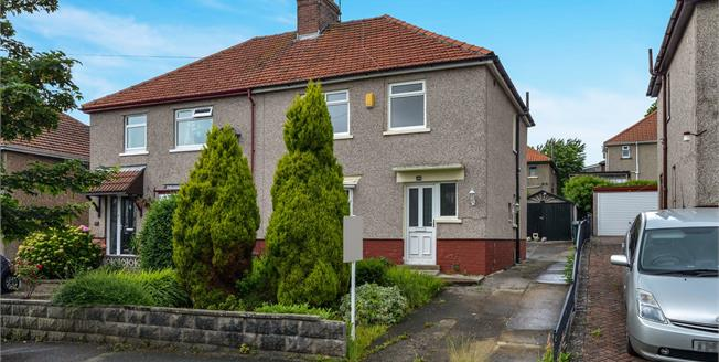 Asking Price £160,000, 3 Bedroom Semi Detached House For Sale in Lancaster, LA1